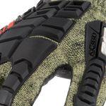Thumbnail - AX360 Seamless Knit Cut 5 ARC Welding Gloves - 3