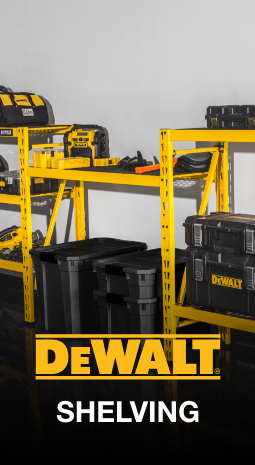 Shop DEWALT Shelving