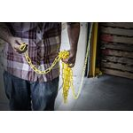 Thumbnail - Yellow Plastic Safety Chain - 51