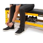Thumbnail - 50 in Garage Bench with Wire Grid Storage Shelf - 8
