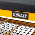 Thumbnail - 50 in Garage Bench with Wire Grid Storage Shelf - 21