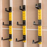 Thumbnail - 3 Piece Wall Mount Cantilever Rack - 61