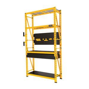 Industrial Storage Rack Work Bench Kit