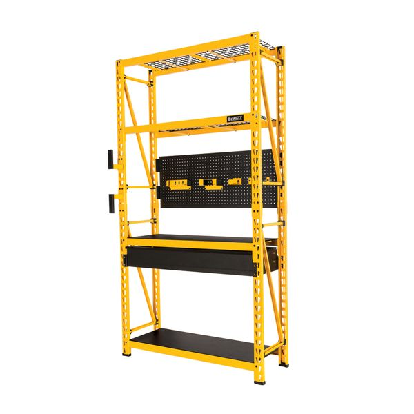 Storage Rack Work Bench Table Kit