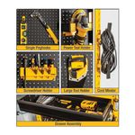 Thumbnail - Industrial Storage Rack Work Bench Kit - 3
