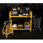 Thumbnail - 2 Shelf Industrial 4 Foot Storage Rack Work Station Kit - 101