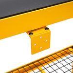 Thumbnail - 2 Shelf Industrial 4 Foot Storage Rack Work Station Kit - 71