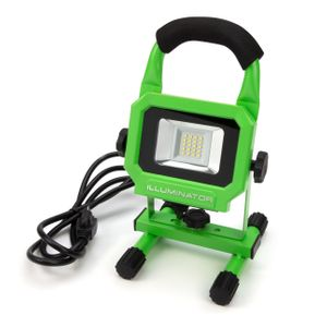 1,000-Lumen Portable Jobsite LED Work Light