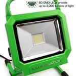 Thumbnail - 3 000 Lumen Portable Jobsite LED Work Light - 11