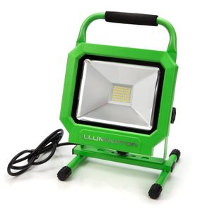 3,000-Lumen Portable Jobsite LED Work Light