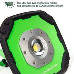 Thumbnail - 2 000 Lumen Rechargeable LED Work Light - 3