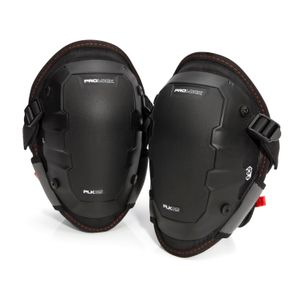 Gel Knee Pads with Hard Cap Attachment
