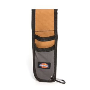 Utility Knife Sheath with Cut-Resistant Lining, Gray / Tan