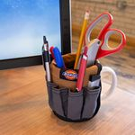 Thumbnail - Coffee Mug Organizer Gray Tan - 3