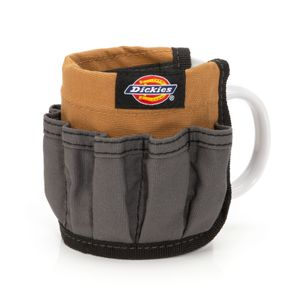 Coffee Mug Organizer, Gray / Tan