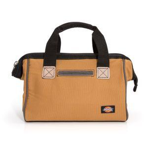 12-Inch Work Bag, Gray / Tan