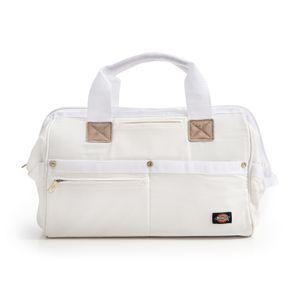 16 Inch Work Bag White