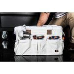 Thumbnail - 20 Inch Work Bag White - 7