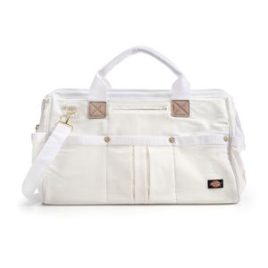 20 Inch Work Bag White