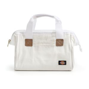12 Inch Work Bag White