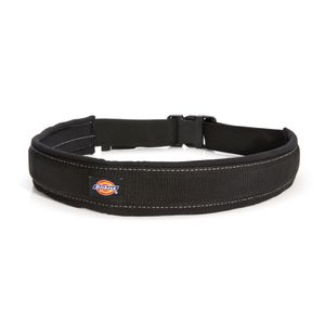 3-Inch Padded Work Belt with Quick Release Buckle, Black