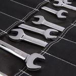 Thumbnail - Large Wrench Tool Organizer Roll Black - 2