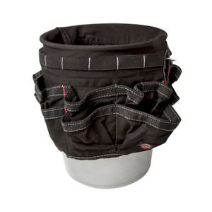 42-Compartment Bucket Organizer, Black