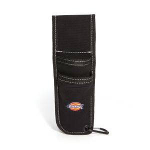 Utility Knife Sheath with Cut Resistant Lining Black