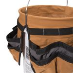 Thumbnail - 2 Piece 18 Inch Tool Bag and 42 Compartment Bucket Organizer Set - 3