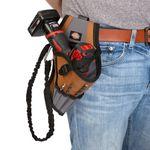 Thumbnail - 5 Pocket Drill Holster with Safety Tether - 3