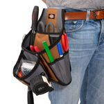 Thumbnail - 13 Pocket Utility Pouch with Kickstand - 5