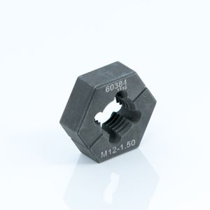 M12 1 50 Metric Split Die Thread Chaser