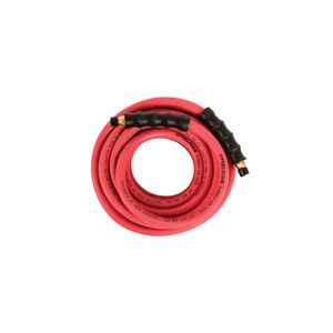 25 Foot by 3 8 Inch 1 4 NPT 300 PSI Rubber Air Hose