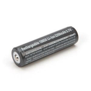 Rechargeable 18650 Li-Ion 3.7V 2200mAh Replacement Battery
