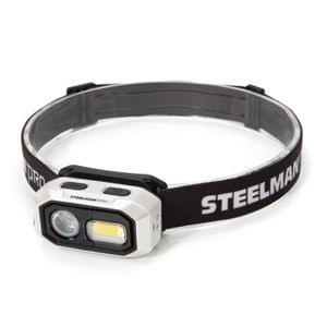 300 Lumen Motion-Activated Rechargeable LED Headlamp