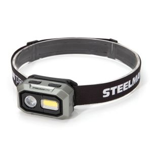 300 Lumen Motion Activated Multi-Mode Dual LED Headlamp 3xAAA Battery Powered
