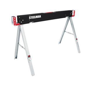 Single Work Table and Folding Sawhorse