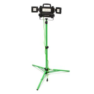 360-Degree 3,600 Lumen Tripod LED Work Light