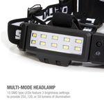 Thumbnail - Slim Profile Rechargeable Multi Mode LED Headlamp - 31