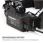 Thumbnail - Slim Profile Rechargeable Multi Mode LED Headlamp - 81
