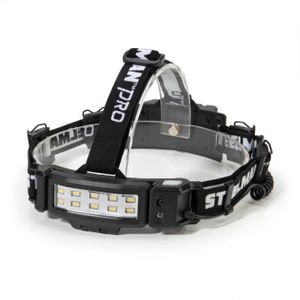 Slim Profile Rechargeable Multi Mode LED Headlamp