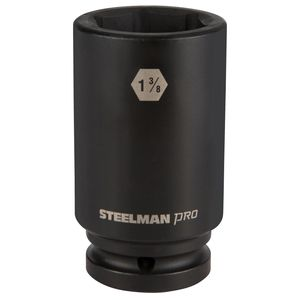 3 4 Inch Drive by 1 3 8 Inch 6 Point Deep Impact Socket