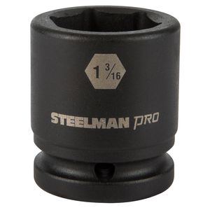 3 4 Inch Drive by 1 3 16 Inch 6 Point Shallow Impact Socket