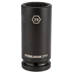3 4 Inch Drive by 29mm 6 Point Deep Impact Socket