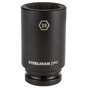 3 4 Inch Drive by 35mm 6 Point Deep Impact Socket