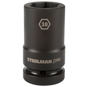 1 Inch Drive by 30mm 6 Point Deep Impact Socket