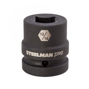 1 Inch Drive by 13 16 Inch 4 Point Budd Impact Socket