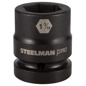 1 Inch Drive by 1 3 16 Inch 6 Point Impact Socket