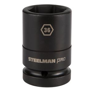 1 Inch Drive by 36mm 6 Point Thin Wall Deep Impact Socket