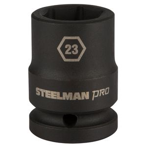 3 4 Inch Drive by 23mm 6 Point Impact Socket